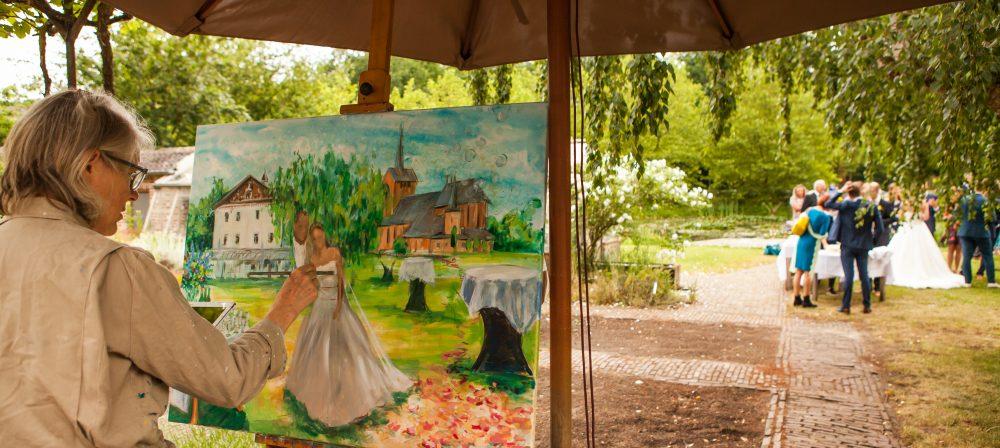 Kunstschilder, Portretschilder en Schildercursus | Johannie van Tuel